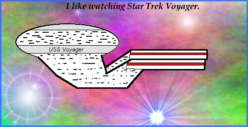 Star Trek: Voyager is also cool.